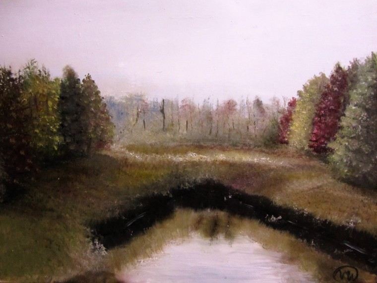 Winter Marshes - 4