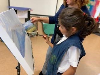 Teaching student 2