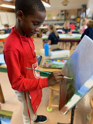 Teaching student 9